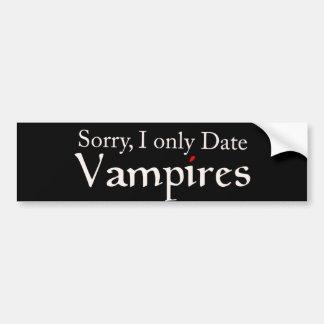 Fan Halloween de vampires de vampire Autocollant Pour Voiture