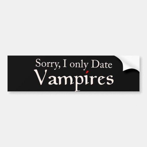 Fan Halloween de vampires de vampire Autocollants Pour Voiture