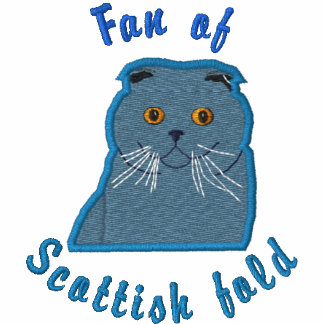 Fan of scottish fold