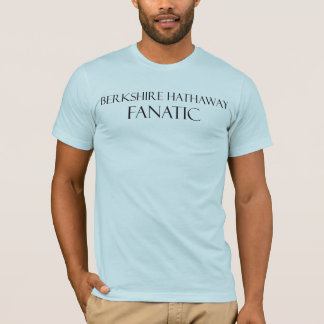 Fanatique de Berkshire Hathaway T-shirt