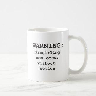 Fangirling Mug