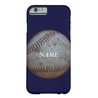 Fans de base-ball et nom coque iPhone 6 barely there