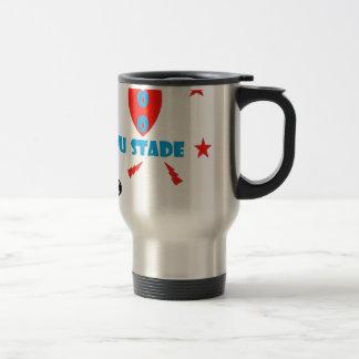 FANS FOUS DE STADE.png Mug De Voyage