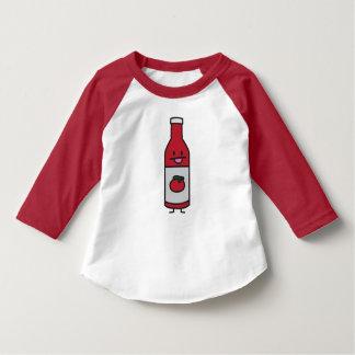 Fantaisie de condiment de Tableau de sauce tomate T-shirt