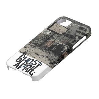 Fantôme de couverture morte de philosophie de étuis iPhone 5