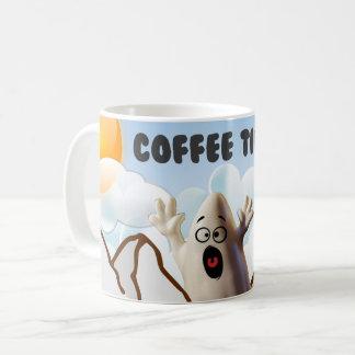 Fantôme de parachutisme mug