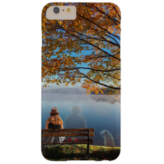 Fantômes de coque iphone d'amour coque iPhone 6 plus barely there