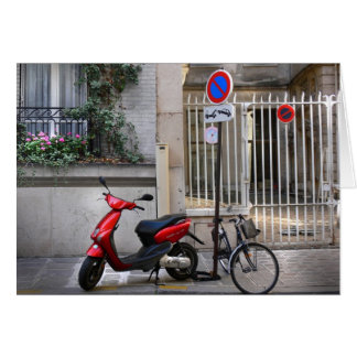 fard à joues de vélo de couture - cartes postales