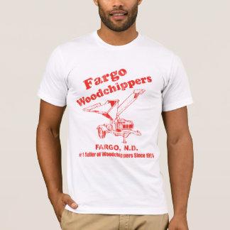 Fargo WoodChippers affligé T-shirt