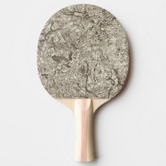 Farine de saint raquette tennis de table