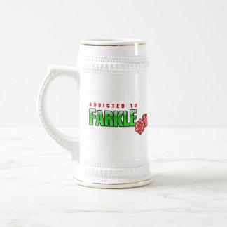 FARKLE - dépendant Chope À Bière