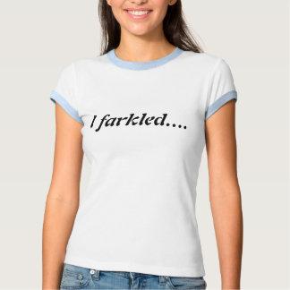 farkle t-shirt