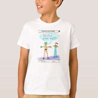 Farnker veulent le cerveau ! ! ! t-shirt