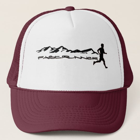 fast runner joggeur casquettes