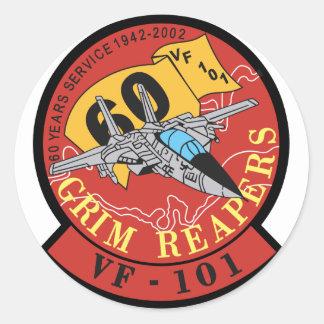 Faucheuses VF-101 Adhésifs Ronds