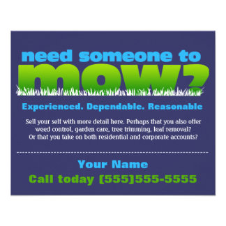 Fauchez le paysagiste PETIT DK de soin de pelouse Prospectus 11,4 Cm X 14,2 Cm