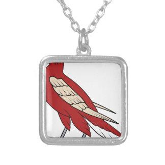 faucon #4 collier