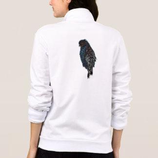 Faucon Rouge-Épaulé artistique Veste Imprimée