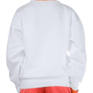 Faucon Rouge-Épaulé artistique Sweat-shirt