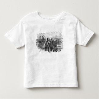 Faust et Wagner dans la conversation T-shirt Pour Les Tous Petits