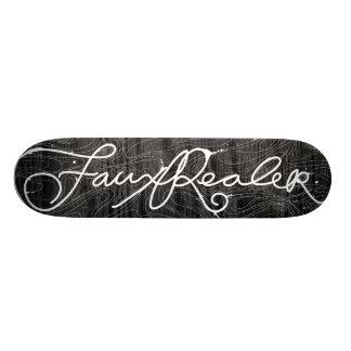 Faux vrai skateboards personnalisés
