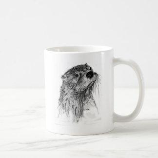 Favoris de loutre mug