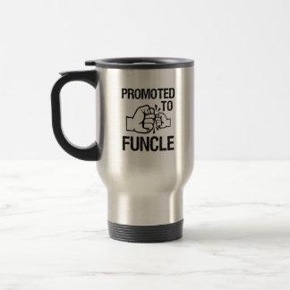 Favorisé dans la tasse de l'oncle des hommes