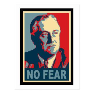 FDR aucune crainte Carte Postale