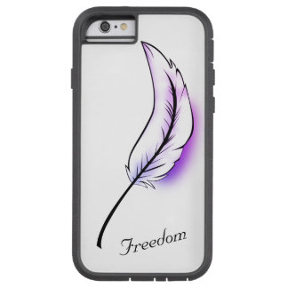feather freedom coque iPhone 6 tough xtreme