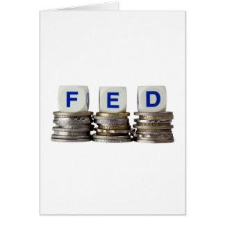 Federal Reserve Carte De Vœux