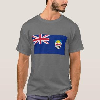 Fédération de la Rhodésie et du drapeau de T-shirt