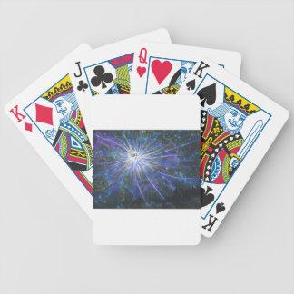 Fée bleue jeu de poker