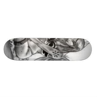 Fée de patin plateaux de planche à roulettes