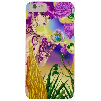 Fée iPhone6 de champignon plus des cas Coque Barely There iPhone 6 Plus
