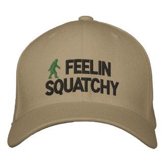 Feelin Squatchy Casquette Brodée