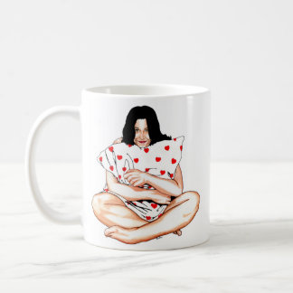Feeling Cozy [left handed] Mug