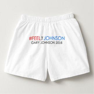 #feelthejohnson Gary Johnson 2016 boxeurs
