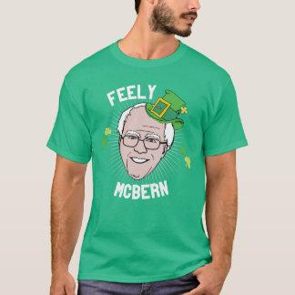 Feely McBern - ponceuses de Bernie T-shirt