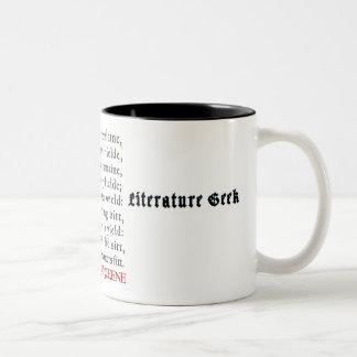 Féerie Queene - tasse de Spenser de geek de Lit