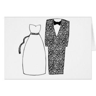 Félicitations de mariages cartes