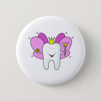 Félicitations de princesse de fée de dent badges