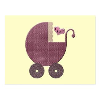 Félicitations et nouvelles cartes de voeux de bébé carte postale