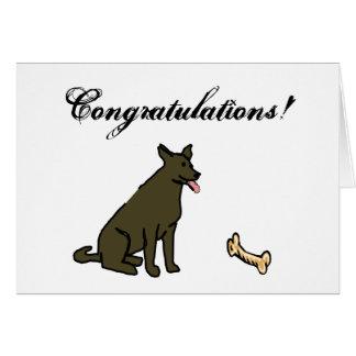 Félicitations sur votre nouvelle carte de membre d