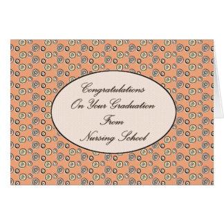 Félicitations sur votre obtention du diplôme de so carte de vœux