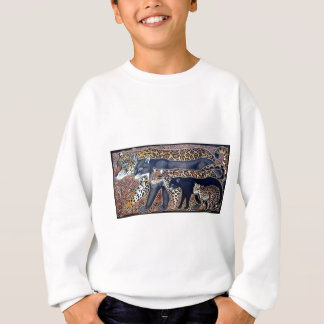 Félins le Costa Rica - de Big cats Sweatshirt