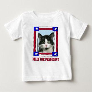 Felix fou le chat pour le Président T-Shirt