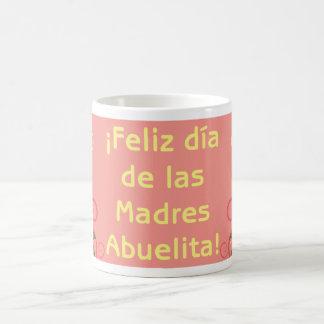 ¡ Feliz Día de las Madres Abuelita Tasses