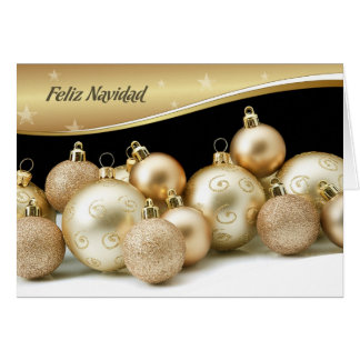 Feliz Navidad. Cartes de Noël espagnoles