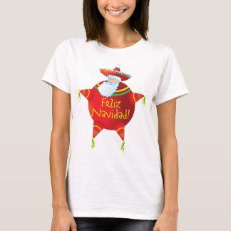 Feliz Navidad - T-shirt espagnol, Espagnol Père