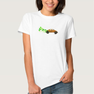 Feminina de Camiseta T-shirts